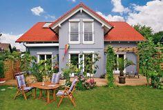 Fassadenfarbe Beispiele beispiele für fassadenfarben fassadenfarbe rot und fassaden