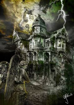 manoir gothique