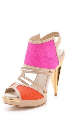 Hex High Heels