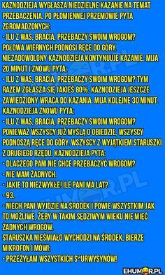Kaznodzieja wygłasza niedzielne kazanie na temat… – eHumor.pl – Humor, Dowcipy,  Najlepsze Kawały, Zabawne zdjęcia, fotki, filmiki