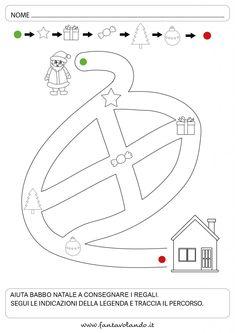 Il coding di Natale - Fantavolando Preschool Worksheets, Preschool Activities, Logic Games For Kids, Winter Art Projects, Motor Activities, Christmas Activities, Pixel Art, Coding, Disability