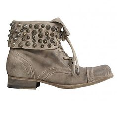 All Saints studded boots