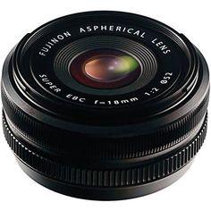 18mm f/2.0 XF R Lens