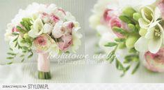 wiązanka ślubna z frezji - Szukaj w Google Place Card Holders, Table Decorations, Wedding Dresses, Flowers, September 2013, Search, Google, Bridal Dresses, Research