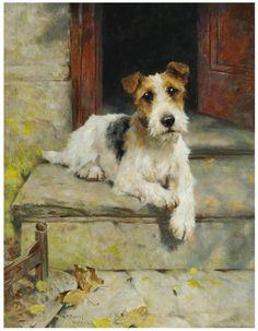 Вардль, Артур (Arthur Wardle, 1864-1949) .