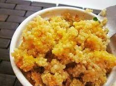 Butternut squash Mac n' cheese quinoa