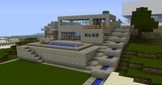 minecraft homes | Minecraft House by ~aviansie on deviantART