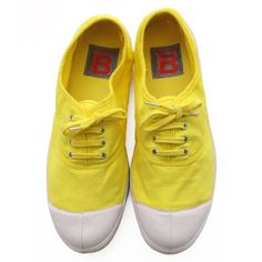 Want all the colors......Bensimon Tennis Shoes