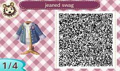 "komorebitown: "" instead of doing hw i made this its a swag jacket (swaget) """