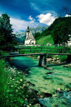 Ramsau, Bavaria, Germany www.facebook.com/loveswish