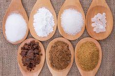 Saiba tudo sobre os tipos de açúcar