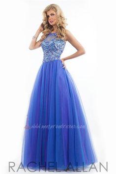 (2015) Rachel Allan Prom Dresses Style 6911