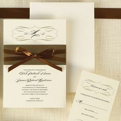 Milan Bride Wedding Invitation | #exclusivelyweddings | #brownwedding