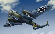 Dornier Do-215 B-4