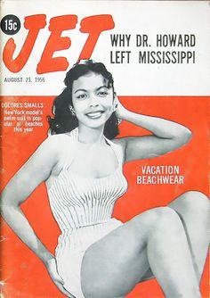 wonderfull to see Jet Magazine, Black Magazine, Cool Magazine, Music Magazines, Vintage Magazines, Vintage Ads, Ebony Magazine Cover, Magazine Covers, Vintage Black Glamour