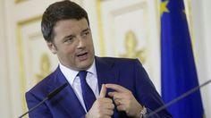 """Informazione Contro!: Renzi: """"Berlusconi rispetti i patti, prima l'Itali..."""