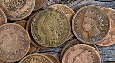 After my mother-in-law died, my wife and I discovered a cache of US Indian Head pennies in a dresser drawer in her apartment. She wasn't a coin collector, as such, but she lived in the era wh...