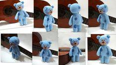Pattern Teddy Bear Pattern Crochet Tutorial Amigurumi by AllSoCute, $3.95