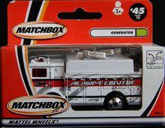 Model Matchbox Generator