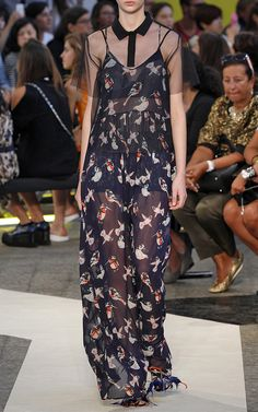 MSGM Spring/Summer 2015 Trunkshow Look 33 on Moda Operandi