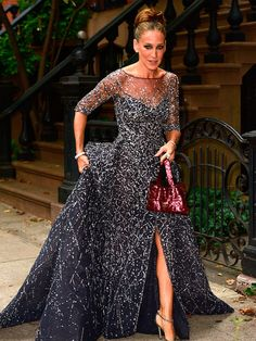 All The Times SJP Dressed Exactly Like Carrie Bradshaw