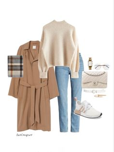 Oufits Casual, Cute Casual Outfits, Casual Chic, Stylish Outfits, Urban Style Outfits, Classic Outfits, Kpop Outfits, Winter Outfits, Suit Fashion
