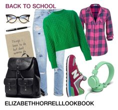 """""""LIZ"""" by elizabethhorrell ❤ liked on Polyvore featuring Paige Denim, maurices, New Balance, Étoile Isabel Marant, Ghurka, Classique, Wildfox and Urbanears"""