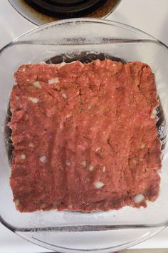 Loaded Potato Meatloaf Casserole - This is Not Diet Food Hamburger Meat Recipes Ground, Easy Ground Beef Casseroles, Ground Beef Recipes For Dinner, Dinner With Ground Beef, Meatloaf Casserole Recipe, Easy Casserole Recipes, Casserole Dishes, Potato Casserole, Meatloaf Recipes