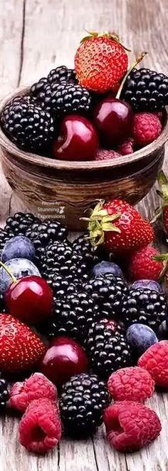Berrylicious #Luxurydotcom