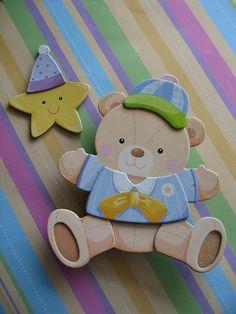 Novas figuras photo by Nuvem rosa - artesanato e decoração baby & kids