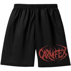 d0dff27cec Carnifex Gym Shorts - Bottoms - Apparel