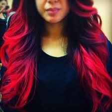 I've always wanted to do this to my hair