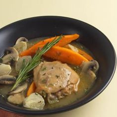 Chicken & Sweet Potato Stew Recipe