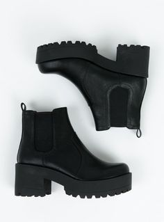 Lipstik Black Eamon Boots