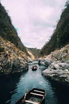 Ready to go kayaking or canoeing in the wilderness <3
