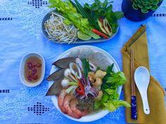 Phnom Penh Noodle Soup/ Hủ Tiếu Nam Vang