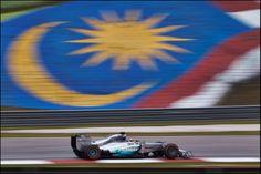 Formula1 2014: Mercedes AMG Malaysian GP Race report