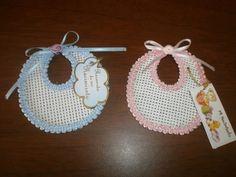 Souvenirs En Panamina - Baberitos - Nacimiento Baby Shower - $ 250,00 en MercadoLibre