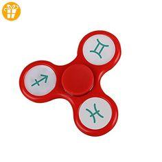 Amazmall EDC Hands Finger Spinner Toy Stress Reducer (A33) - Fidget spinner (*Partner-Link)