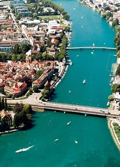 Konstanz, Bodensee... Lake Constance #HomeSweetHome