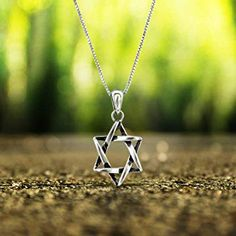 Classic Style Rhodium Plated 925 Sterling Silver HalleluYAH Chai Pendant with Chain Silver Pendant Necklace