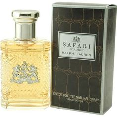 Safari By Ralph Lauren Edt Spray 4.2 Oz