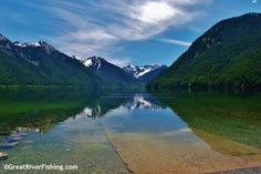 This is the boat launch at Chilliwack Lake. This place is incredible for fishing and to snap of a few pictures too.