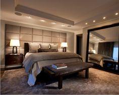 warm bedroom