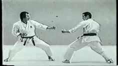 One of my favourite kumite moves!