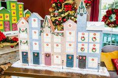 DIY Countdown to Christmas Keepsake Ornament Calendar   Home & Family   Hallmark Channel