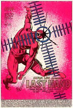 Daredevil by Frank Miller *