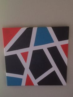 Also one of my favourite Canvases - twenty one pilots inspired :D