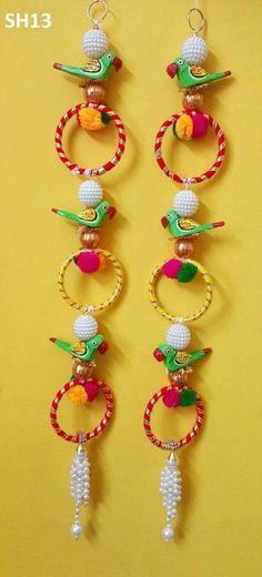 Diy Diwali Decorations, Handmade Decorations, Flower Decorations, Wedding Decoration, Handmade Decorative Items, Handmade Home Decor, Diy Bottle, Bottle Crafts, Diwali Craft