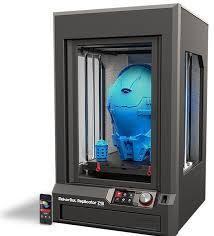 3D принтер MakerBot Replicator Z18  — 669200 руб. —  Профессиональный настольный 3D-принтер с одной головкой для печати ваших сверх-больших проектов. Огромная область печати 30.5 х 30.5 х 45.7 см и оптимизация под PLA пластик делают данный принтер одним из лучших в своей ценовой категории. В отличие от предыдущих версий данный принтер включает в себя такие функции, как «умный экструдер», встроенную камера, поддержку мобильной версии на телефоне для слежения за вашей печатью, подключение к…